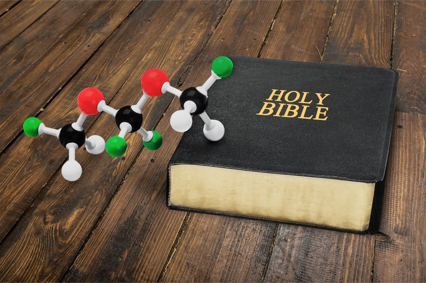 Bible and science element questioning if compatible