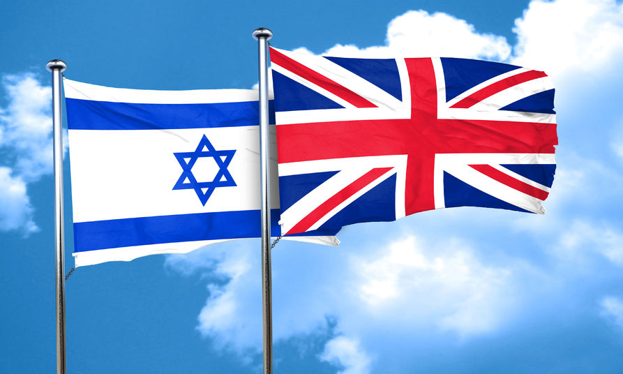 A clear example of anti-semitism in UK
