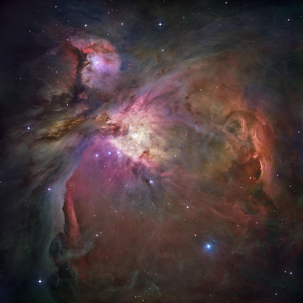 Image of the Orion Nebula