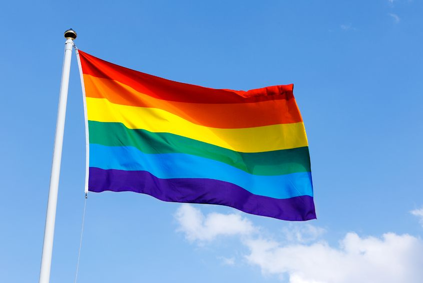 Waving a Rainbow Flag?