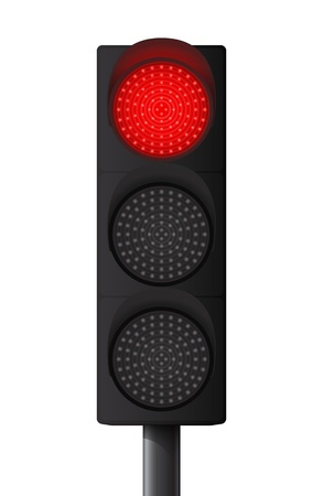 Are you ignoring the RED light?