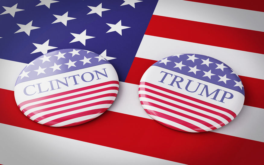 Did two specific issues lose Clinton the US Presidency?
